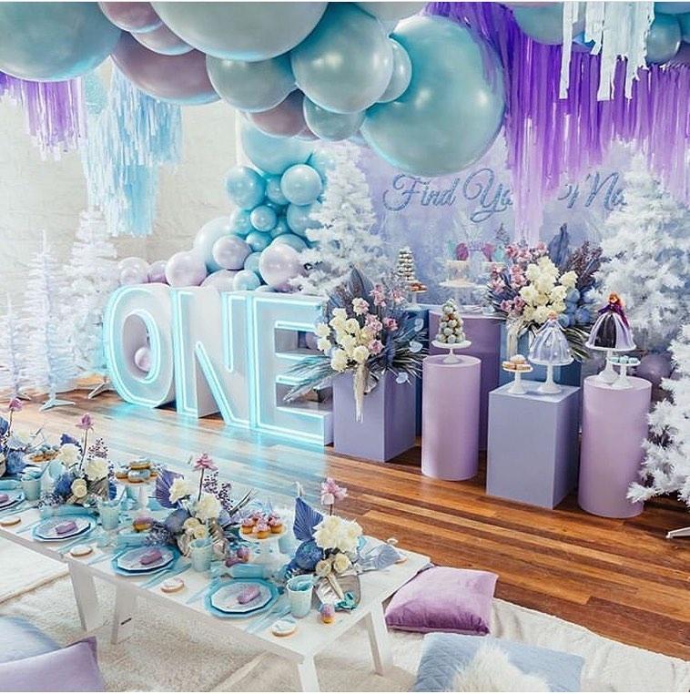 baby girl 1st birthday themes 2020